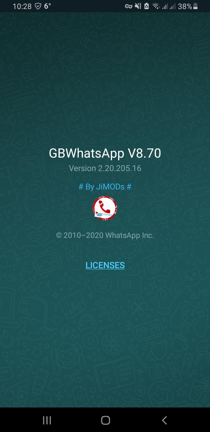 WhatsApp+ JiMODs v8.70 Jimtechs Editions