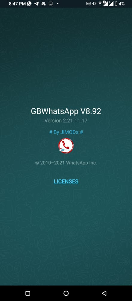WhatsApp+ JiMODs v8.93 Jimtechs Editions